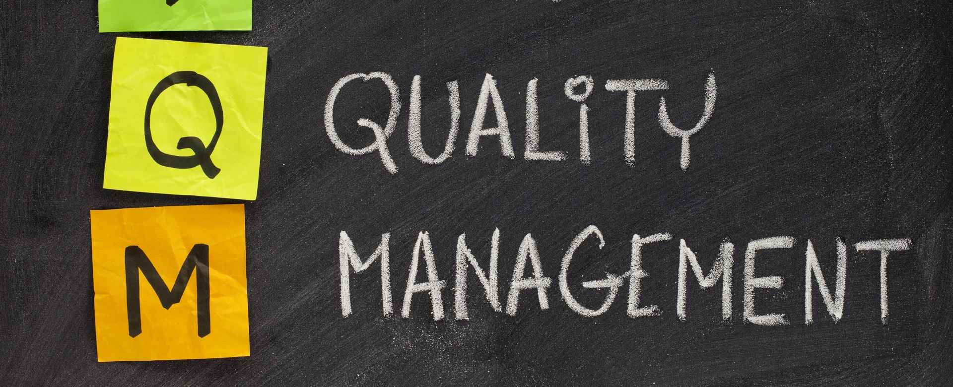 2019 in Review: Growing Our Total Quality Management Initiative